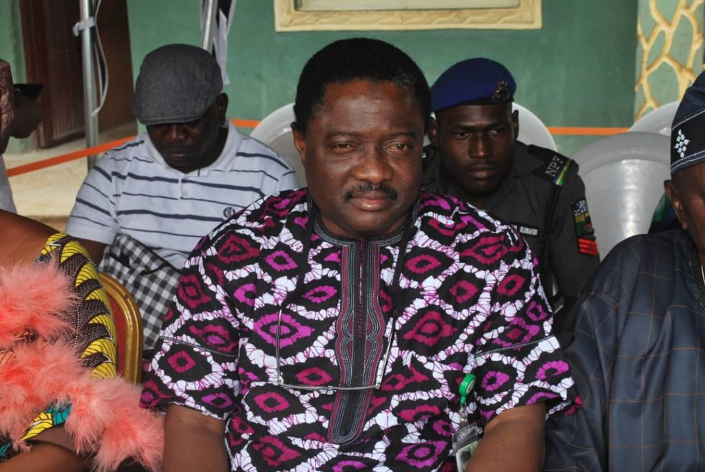 Rt Hon. Muhammed Abiodun Fadey